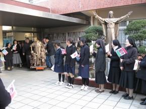 2011.2.16お見送り