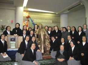 2011.2.16管区本部修道院