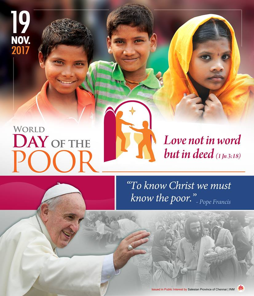 Francis-Day of the Poor